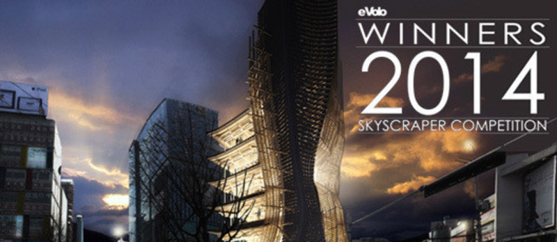 Newsroom - Press release - Winners 2014 eVolo Skyscraper Competition - eVolo Magazine