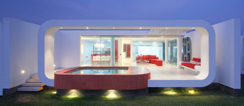 Press kit - Press release - House in Palabritas Beach - Metropolis