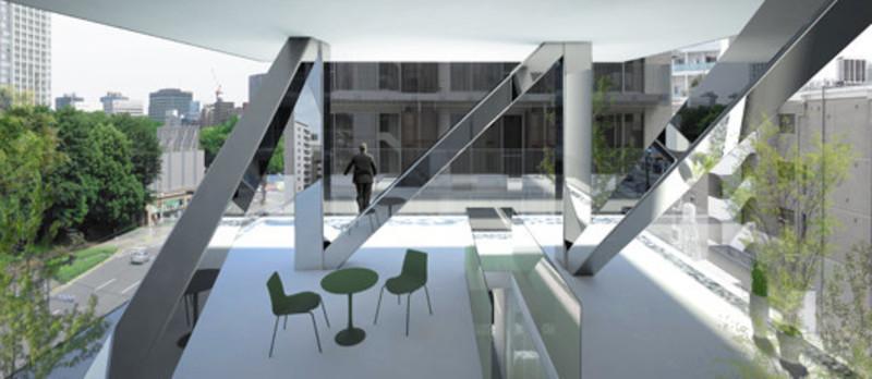 Press kit - Press release - HA tower - Frontoffice + Francois Blanciak Architect