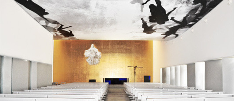 Press kit - Press release - Parish Church of Solace, Cordoba - Vicens + Ramos
