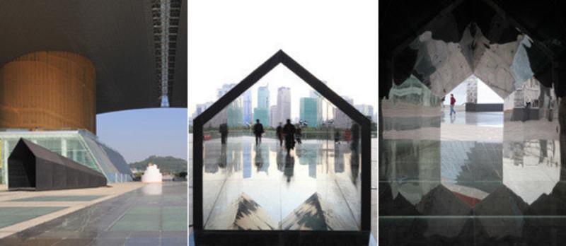 Dossier de presse - Communiqué de presse - Pavilion for 2011 Shenzhen - Hong Kong Biennale of Urbanism and Architecture - STUDIO UP