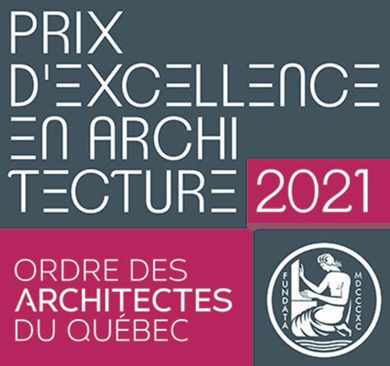 Press kit - Winning projects in the 2021 Prix d'excellence en architecture  unveiled - Ordre des architectes du Québec | v2com-newswire