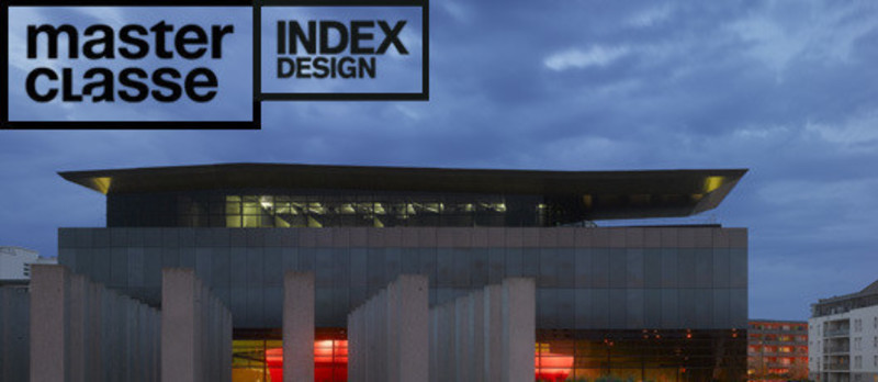 Newsroom | v2com-newswire | Newswire | Architecture | Design | Lifestyle - Press release - Odile Decq will lead the next Master Classe Index-Design - Index-Design