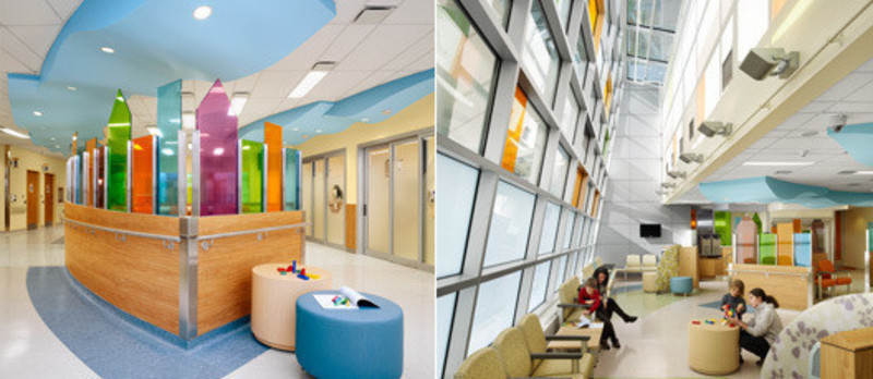 "Dossier de presse - Communiqué de presse - McMaster Children's Hospital (""MCH"") - Parkin Architects limited"