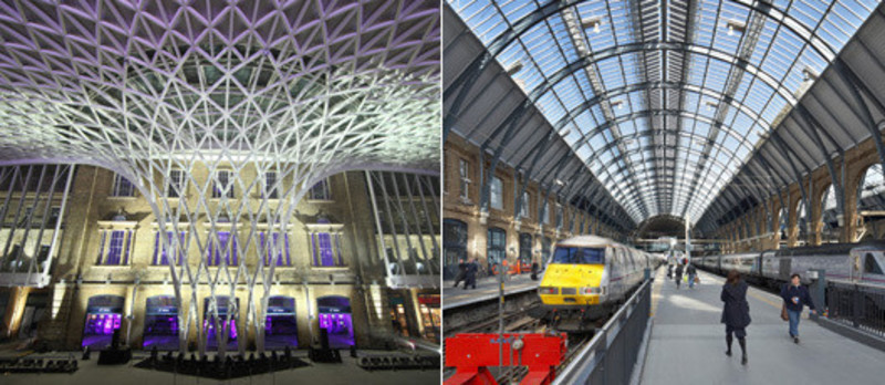 Newsroom | v2com-newswire | Newswire | Architecture | Design | Lifestyle - Press release - Transforming King's Cross - John McAslan + Partners