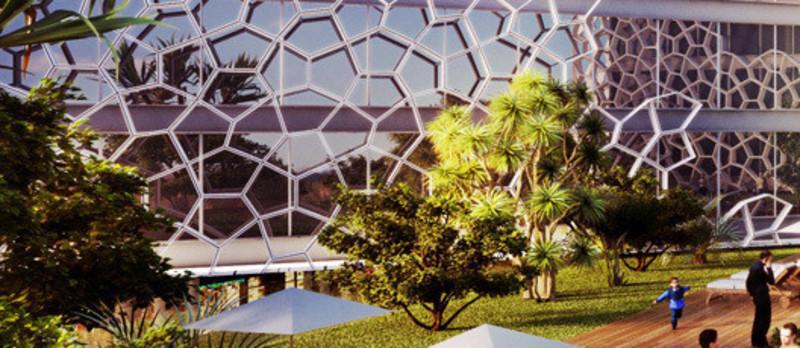 Press kit - Press release - The multi-use complex - Forte, Gimenes & Marcondes Ferraz Arquitetos