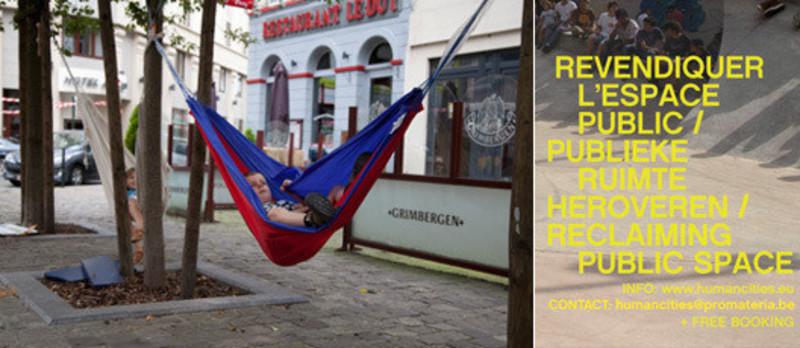 Press kit - Press release - Human Cities Festival 2012 - Pro Materia