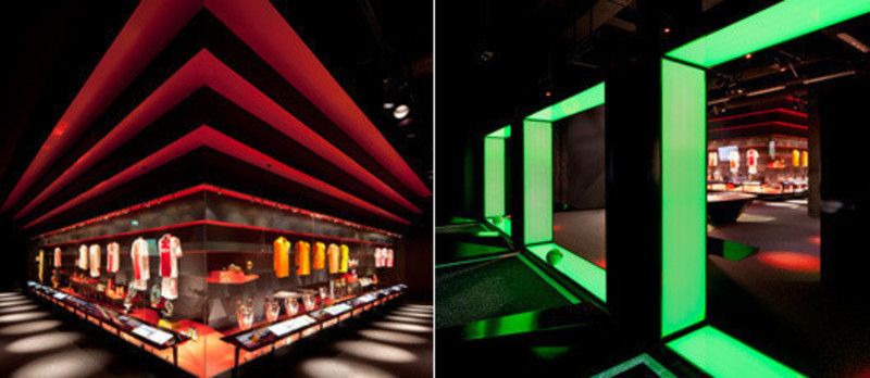 Newsroom | v2com-newswire | Newswire | Architecture | Design | Lifestyle - Press release - Lightemotion illuminates The Ajax Experience - Lightemotion