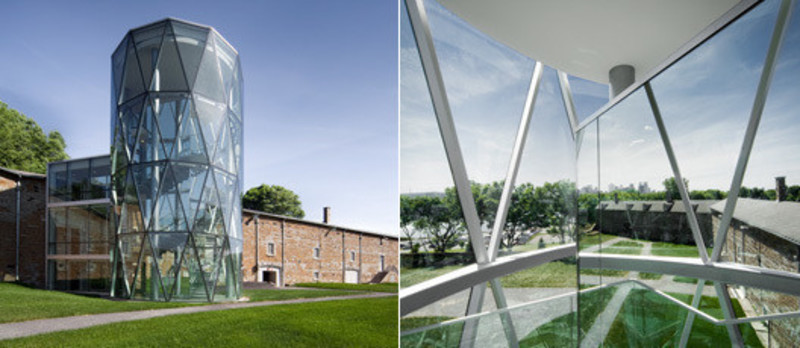 Newsroom | v2com-newswire | Newswire | Architecture | Design | Lifestyle - Press release - Stewart Museum du Fort de l'Ile Ste-Hélène - Les architectes FABG