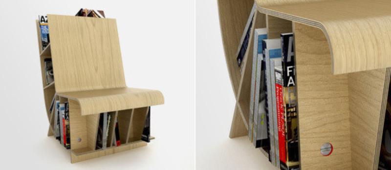 Press kit - Press release - The Bookseat - Fishtnk Design Factory