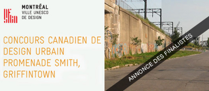 Newsroom | v2com-newswire | Newswire | Architecture | Design | Lifestyle - Press release - Ville de Montréal reveals names of finalist firms of Smith Promenade Urban Design Competition - Bureau du design - Ville de Montréal
