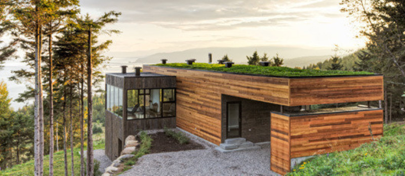 Newsroom - Press release - Malbaie V «  Le Phare » - MU Architecture