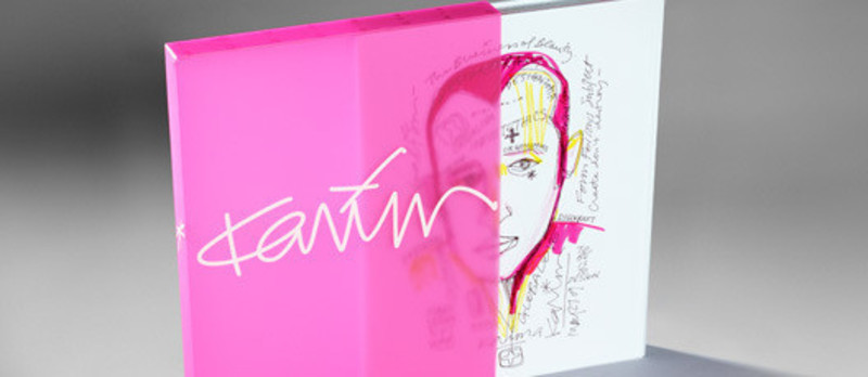Press kit - Press release - Sketch - Artworks of Karim Rashid - Frame Publishers
