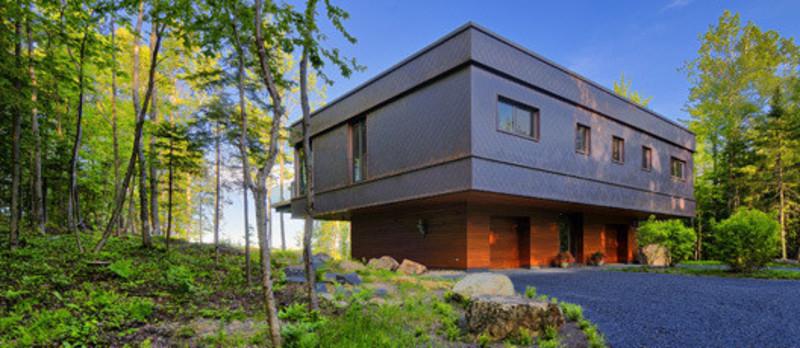 Newsroom | v2com-newswire | Newswire | Architecture | Design | Lifestyle - Press release - Sanctuaire Mont Cathédrale - Pauline Tremblay et Pierre Léveillé