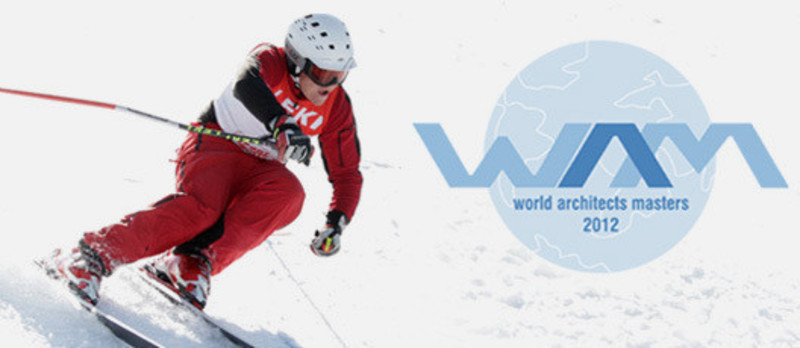 "Newsroom - Press release - ""WAM open"" 2012: Conference and Competition on the highest Level in Ischgl - World Architects Masters"