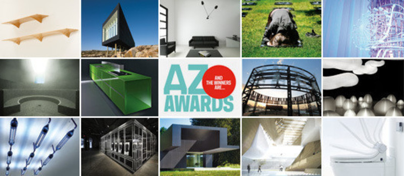 Newsroom | v2com-newswire | Newswire | Architecture | Design | Lifestyle - Press release - 2011 AZ Awards winners - Azure Magazine