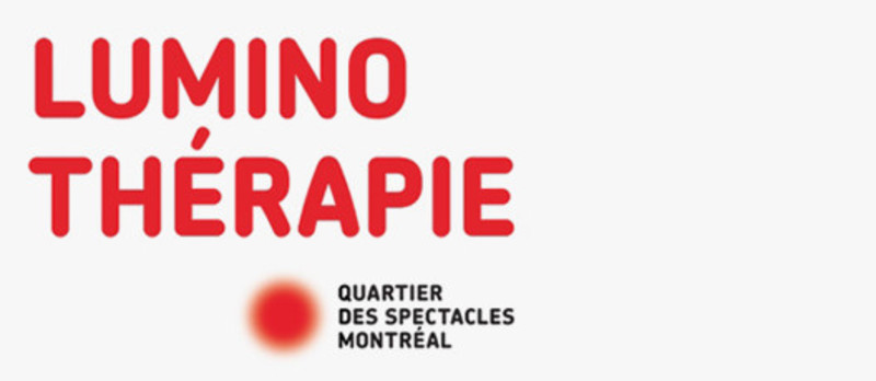 Press kit - Press release - Luminothérapie competition: call for proposals for showcasing and enlivening Place des Festivals in Quartier des Spectacles - Bureau du design - Ville de Montréal