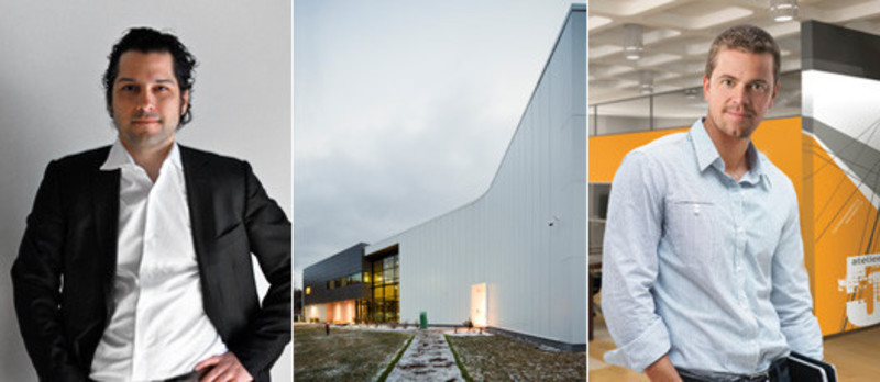 Newsroom | v2com-newswire | Newswire | Architecture | Design | Lifestyle - Press release - TheQuebec OrderofArchitects reveals the Public Prize Loto-Québec and Vision Prize architecture and youth 2011 - L'Ordre des architectes du Québec (OAQ)