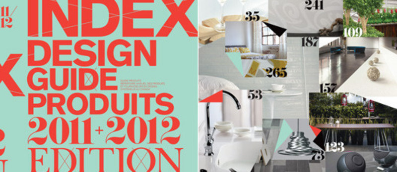Newsroom | v2com-newswire | Newswire | Architecture | Design | Lifestyle - Press release - Products guide Index-Design 2011 - Index-Design