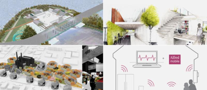 Newsroom | v2com-newswire | Newswire | Architecture | Design | Lifestyle - Press release - AME 11 : Exhibition of the graduates of thePlanning Faculty of UdeM - Faculté d'aménagement de l'Université de Montréal
