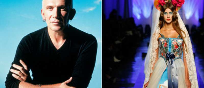 Newsroom | v2com-newswire | Newswire | Architecture | Design | Lifestyle - Press release - The Fashion World of Jean Paul Gaultier: From the sidewalk to the catwalk - Montreal Museum of Fine Arts (MMFA)