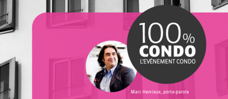Dossier de presse - Communiqué de presse - 100 % CONDO - 100% Condo