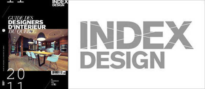 Newsroom - Press release - Launching of the second edition oftheGuide des designers d'intérieur du Québec - Index-Design