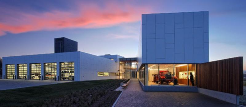 Newsroom | v2com-newswire | Newswire | Architecture | Design | Lifestyle - Press release - Brandon Firehall no.1 - Cibinel Architects