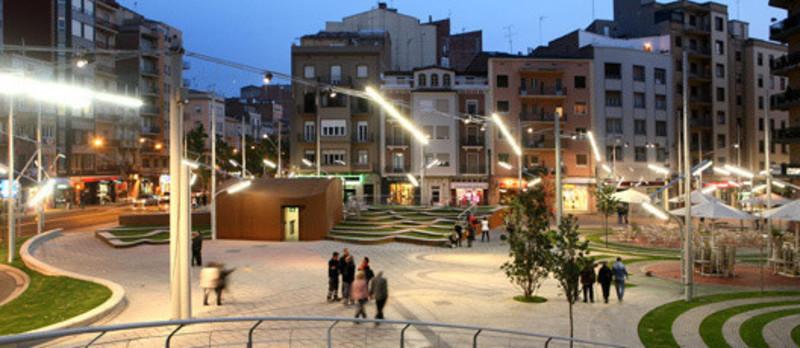 Press kit - Press release - Piazza Ricard Viñes - Benedetta Tagliabue -EMBT