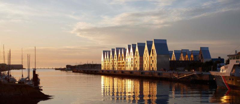 Newsroom - Press release - Dwellings ZAC du Grand Large Neptune - Agence Nicolas Michelin & Associés – ANMA