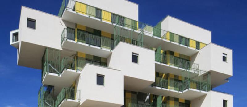Salle de presse | v2com-newswire | Fil de presse | Architecture | Design | Art de vivre - Communiqué de presse - 28 logements sociaux à Courbevoie - Koz architectes