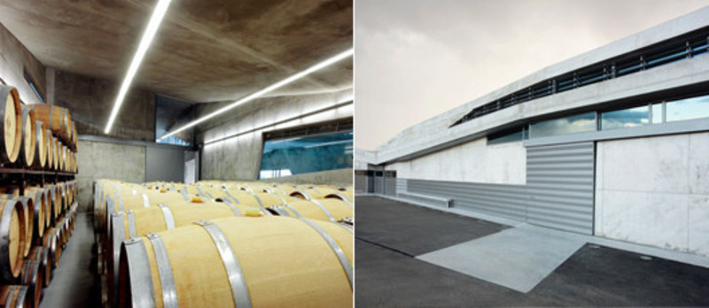 Newsroom | v2com-newswire | Newswire | Architecture | Design | Lifestyle - Press release - Qumrán winery - Konkrit Blu Arquitectura