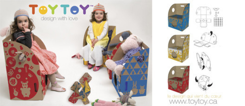 Newsroom | v2com-newswire | Newswire | Architecture | Design | Lifestyle - Press release - Design with love - Toytoy