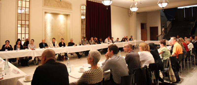 Newsroom - Press release - Implementation of the first Working Table of the design industry - Mission Design