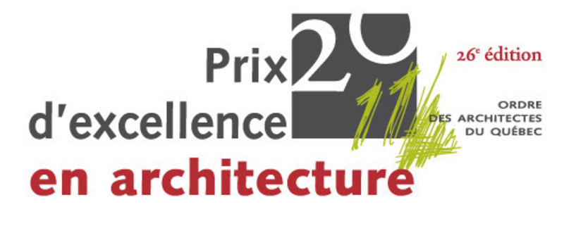 Newsroom | v2com-newswire | Newswire | Architecture | Design | Lifestyle - Press release - 26th edition of the Awards of Excellence in Architecture - L'Ordre des architectes du Québec (OAQ)