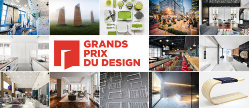 Newsroom - Press release - And the laureates of the 7th edition of the Grands Prix du Design are… - Agence PID