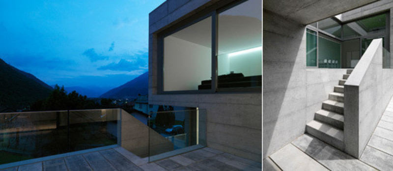 Press kit - Press release - House in Lumino - Davide Macullo Architects