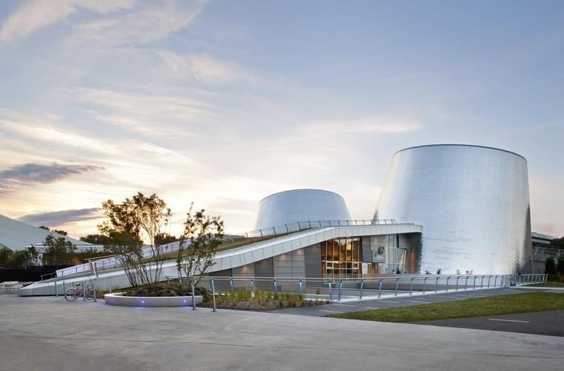Salle de presse | v2com-newswire | Fil de presse | Architecture | Design | Art de vivre - Communiqué de presse - Planétarium Rio Tinto Alcan - Cardin Ramirez Julien + Aedifica