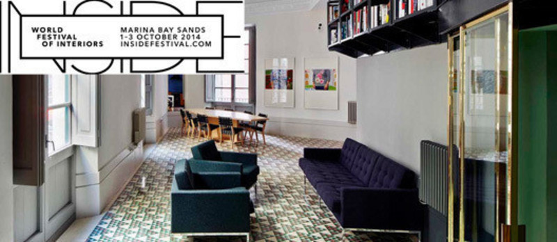 Dossier de presse - Communiqué de presse - Call for entries for 2014 INSIDE Awards - INSIDE: World Festival of Interiors