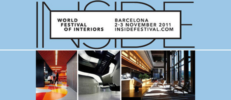 Newsroom | v2com-newswire | Newswire | Architecture | Design | Lifestyle - Press release - INSIDE: World Festival of Interiors - INSIDE: World Festival of Interiors