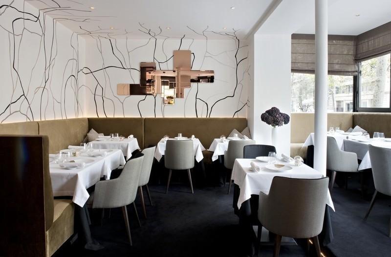 Newsroom | v2com-newswire | Newswire | Architecture | Design | Lifestyle - Press release - Restaurant Il Vino - Emma Donnersberg and Michel Amar