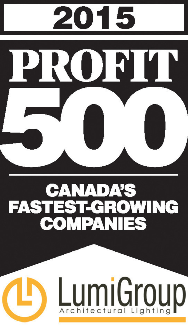 Newsroom - Press release - LumiGroup ranks No. 370 on the 2015 PROFIT 500 - LumiGroup