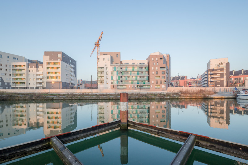 Newsroom | v2com-newswire | Newswire | Architecture | Design | Lifestyle - Press release - The  'ZAC du Canal- Porte d'Aubervilliers' - Margot-Duclot architectes associés (MDaa)