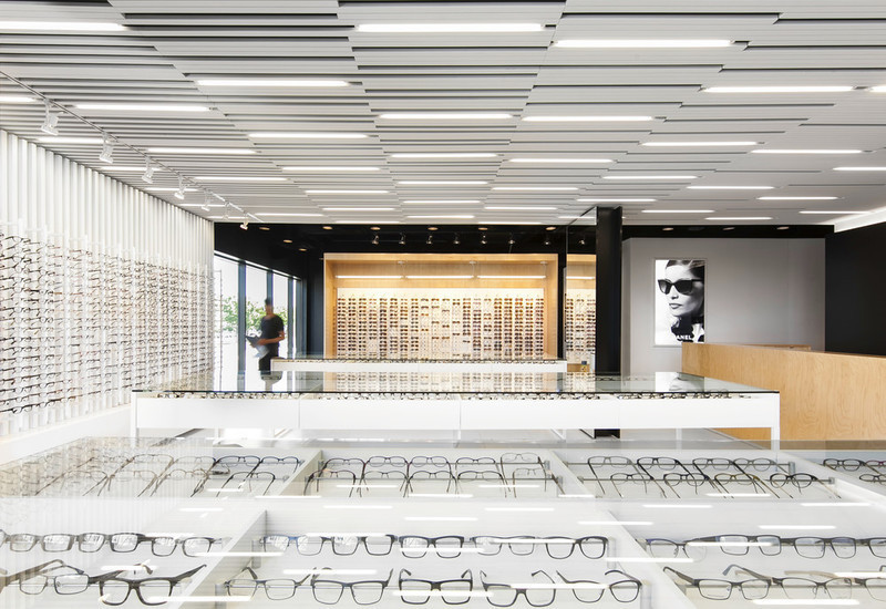Newsroom - Press release - L'Aire Visuelle, optométristes - opticiens - la SHED architecture