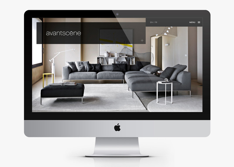 Newsroom - Press release - Avant-Scène celebrates its 20th anniversary with a new website - Mobilier Avant-Scène