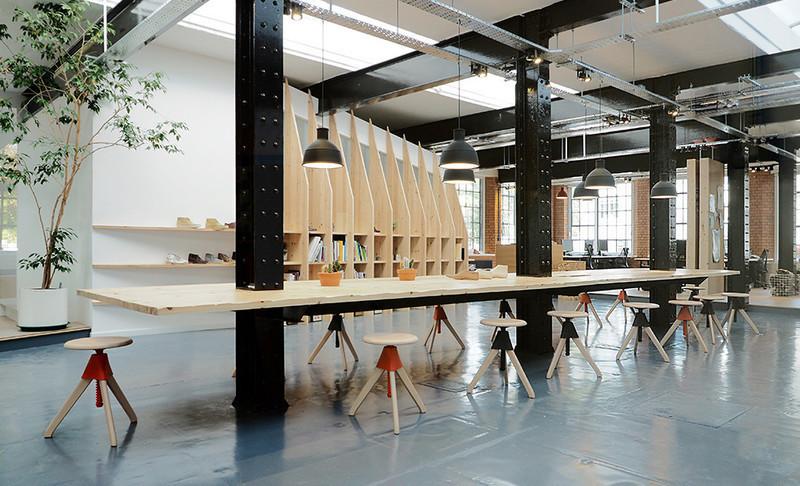 Newsroom | v2com-newswire | Newswire | Architecture | Design | Lifestyle - Press release - Clarks Originals Design Studio - ARRO studio