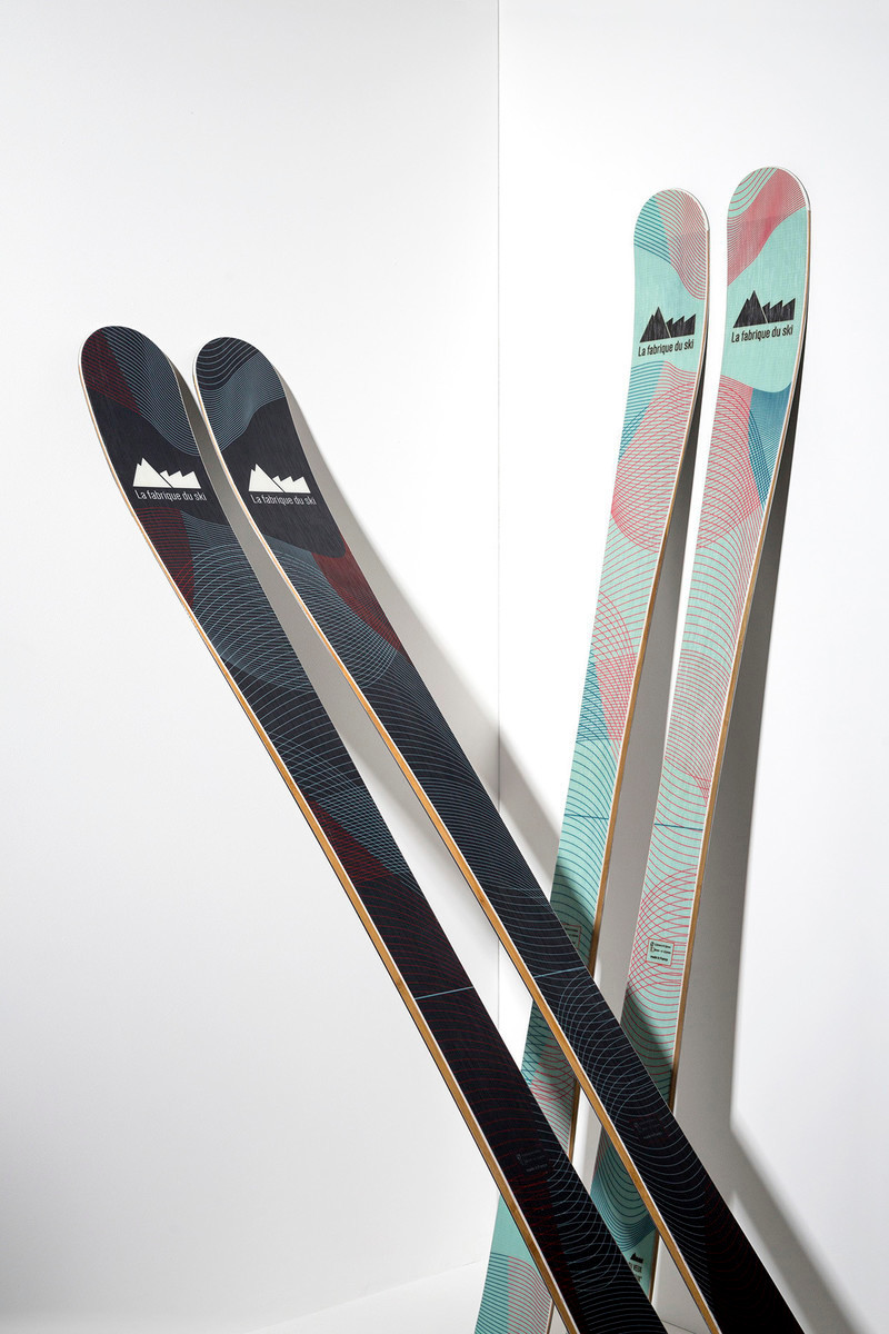 Newsroom | v2com-newswire | Newswire | Architecture | Design | Lifestyle - Press release - A Revolutionary Ski Brand, 100% Imagined and Made in France - La Fabrique du Ski
