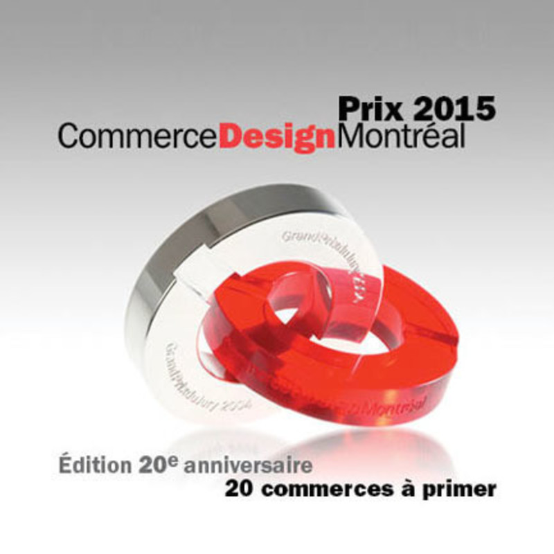 Newsroom - Press release - The Commerce Design Montréal Awards return! - Bureau du design - Ville de Montréal
