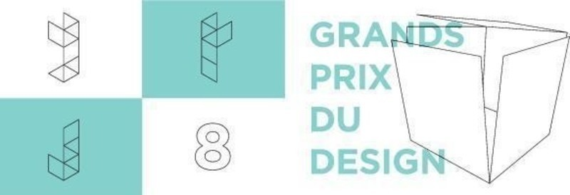 Dossier de presse - Communiqué de presse - The time has come to submit your projects for the GRANDS PRIXDU DESIGN's award 8th edition. - Agence PID